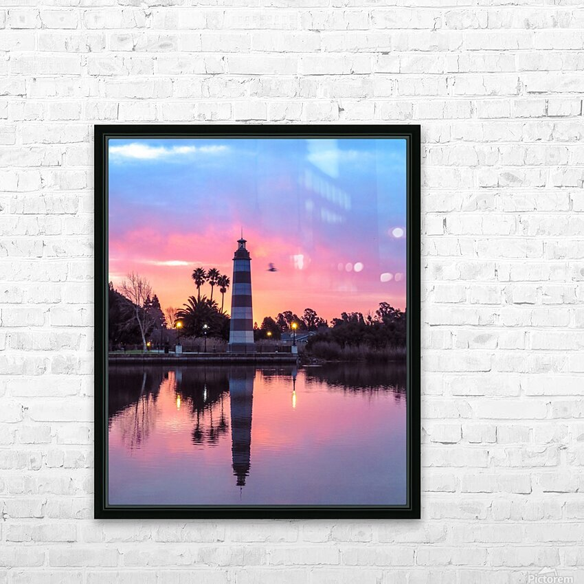 20190212 IMG 3269 HD Sublimation Metal print with Decorating Float Frame (BOX)