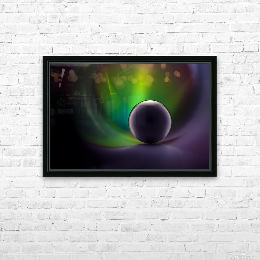 Dragon Ball by Raffaele Spettoli  HD Sublimation Metal print with Decorating Float Frame (BOX)