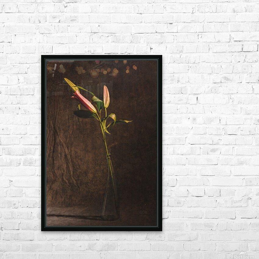 Etude Zen 3i HD Sublimation Metal print with Decorating Float Frame (BOX)