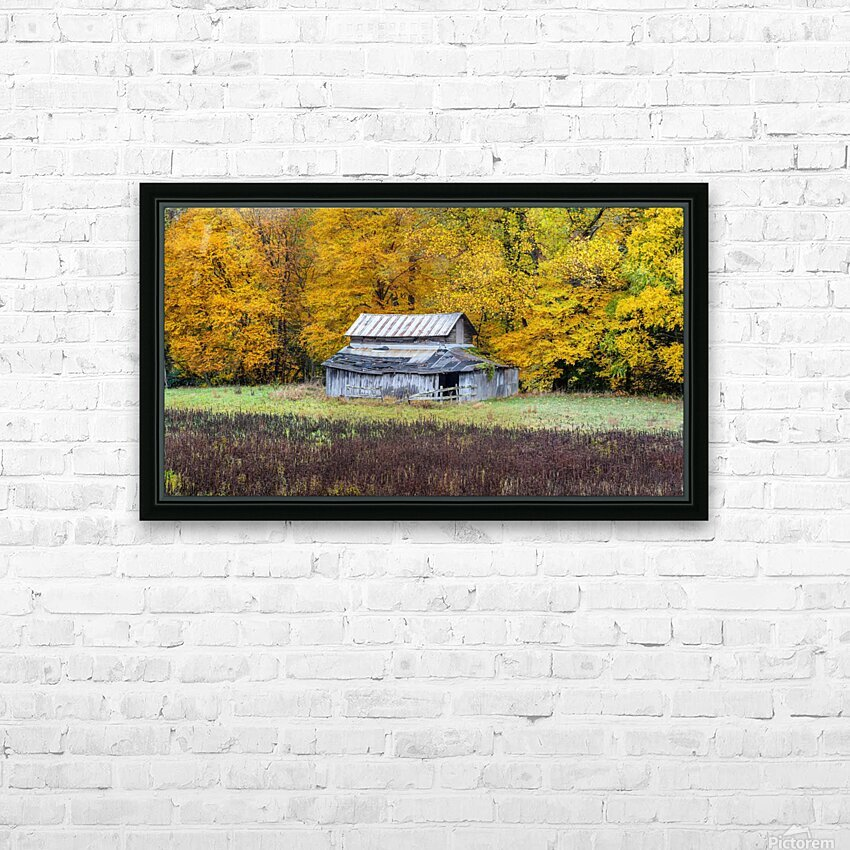 Classic Barn apmi 1888 HD Sublimation Metal print with Decorating Float Frame (BOX)