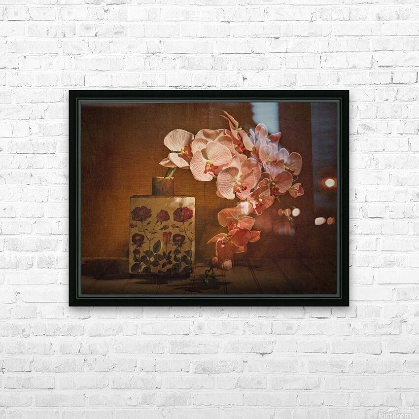 Etude Zen 7e HD Sublimation Metal print with Decorating Float Frame (BOX)