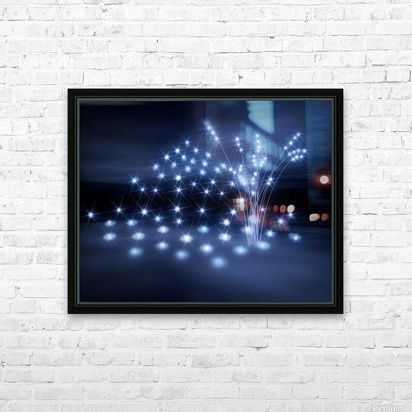 Sternenkinder stiller Ort der Seelen HD Sublimation Metal print with Decorating Float Frame (BOX)