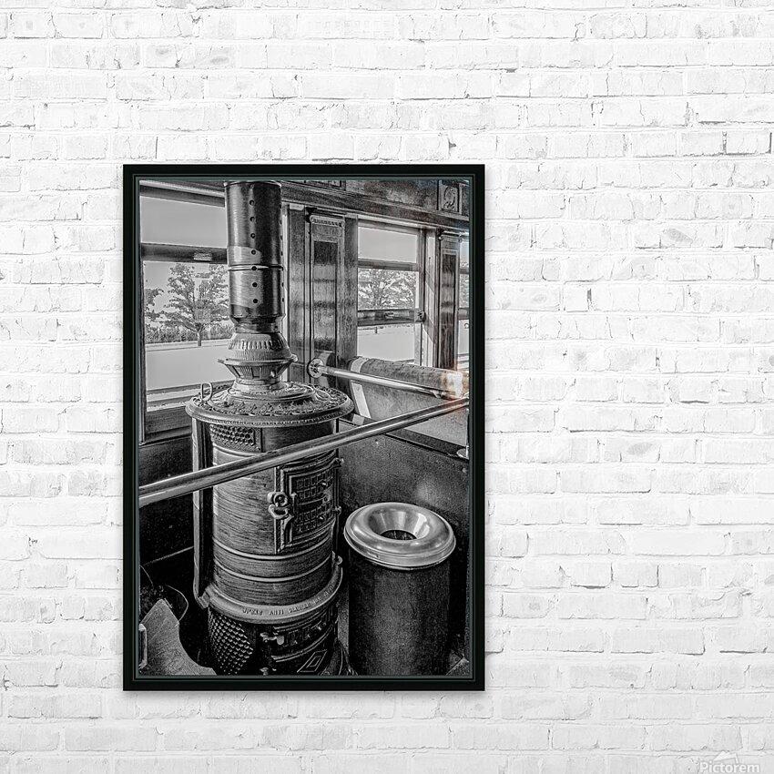 Strasburg 6 HD Sublimation Metal print with Decorating Float Frame (BOX)