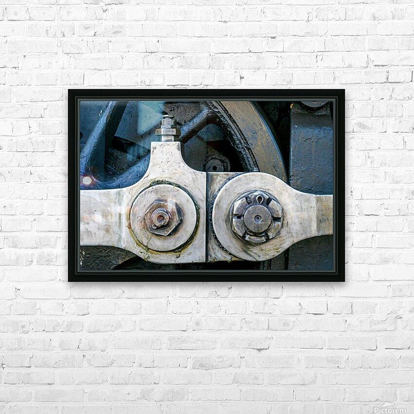Strasburg 19 HD Sublimation Metal print with Decorating Float Frame (BOX)
