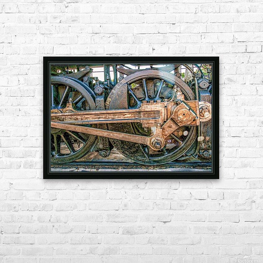 Strasburg 17 HD Sublimation Metal print with Decorating Float Frame (BOX)