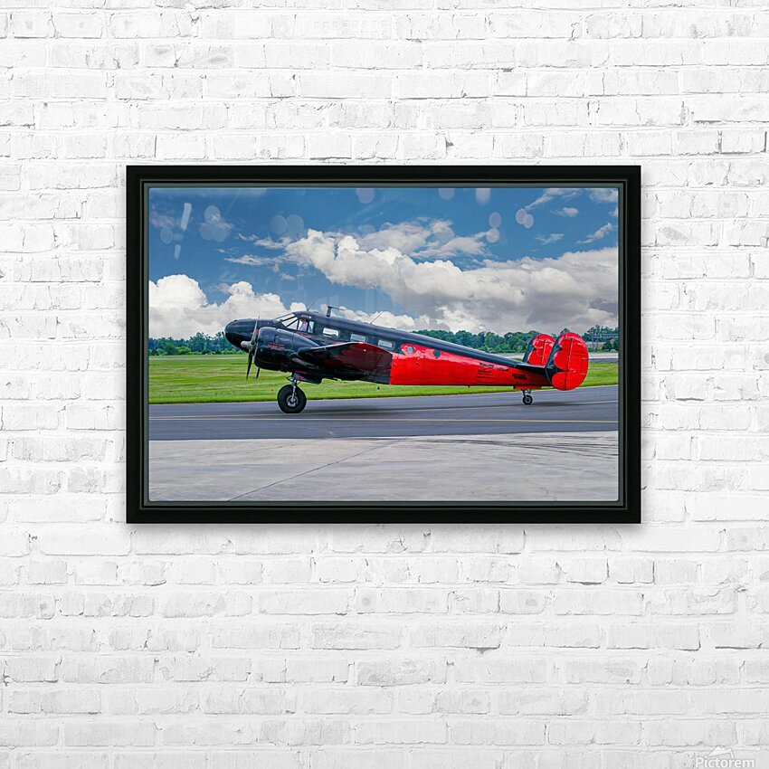 Beech B18 HD Sublimation Metal print with Decorating Float Frame (BOX)