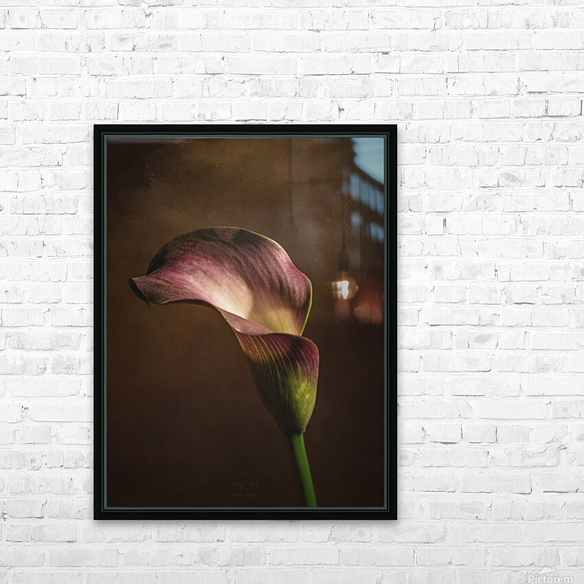 Etude Zen 8 e HD Sublimation Metal print with Decorating Float Frame (BOX)