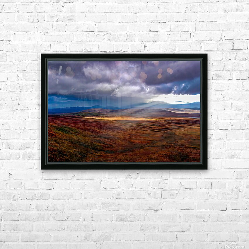 Donegal 27 HD Sublimation Metal print with Decorating Float Frame (BOX)