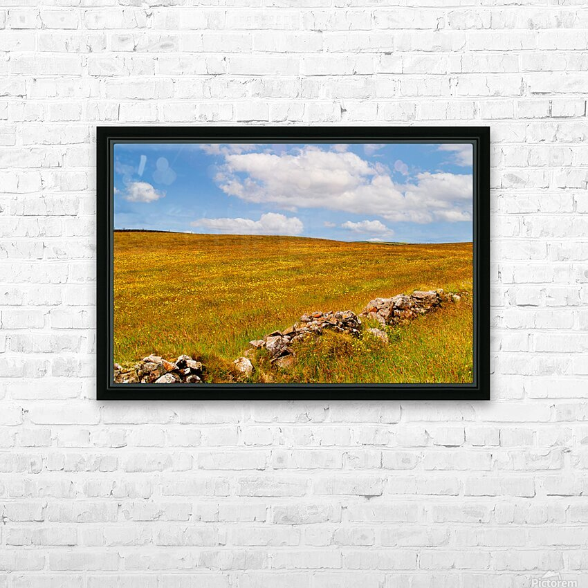 Donegal 24 HD Sublimation Metal print with Decorating Float Frame (BOX)
