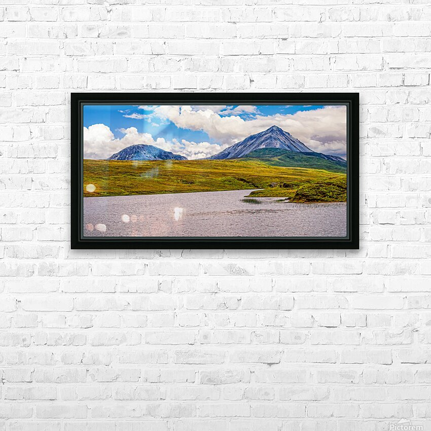 Donegal 19 HD Sublimation Metal print with Decorating Float Frame (BOX)