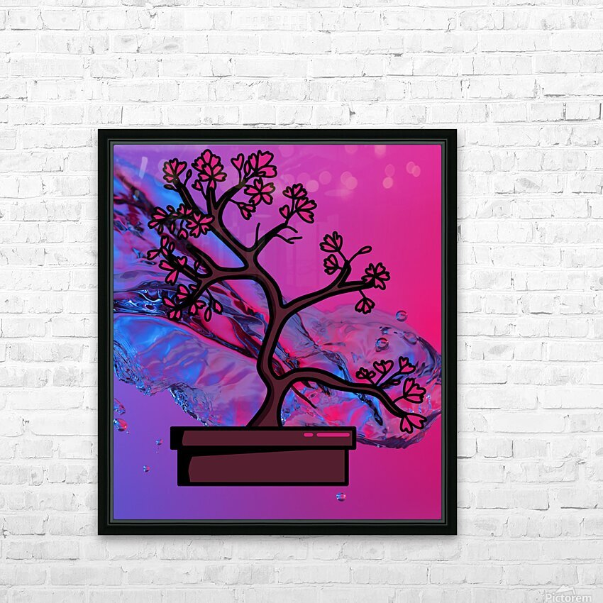 77FD3A7A C655 4BAF B9BF 0238E940C7AD HD Sublimation Metal print with Decorating Float Frame (BOX)
