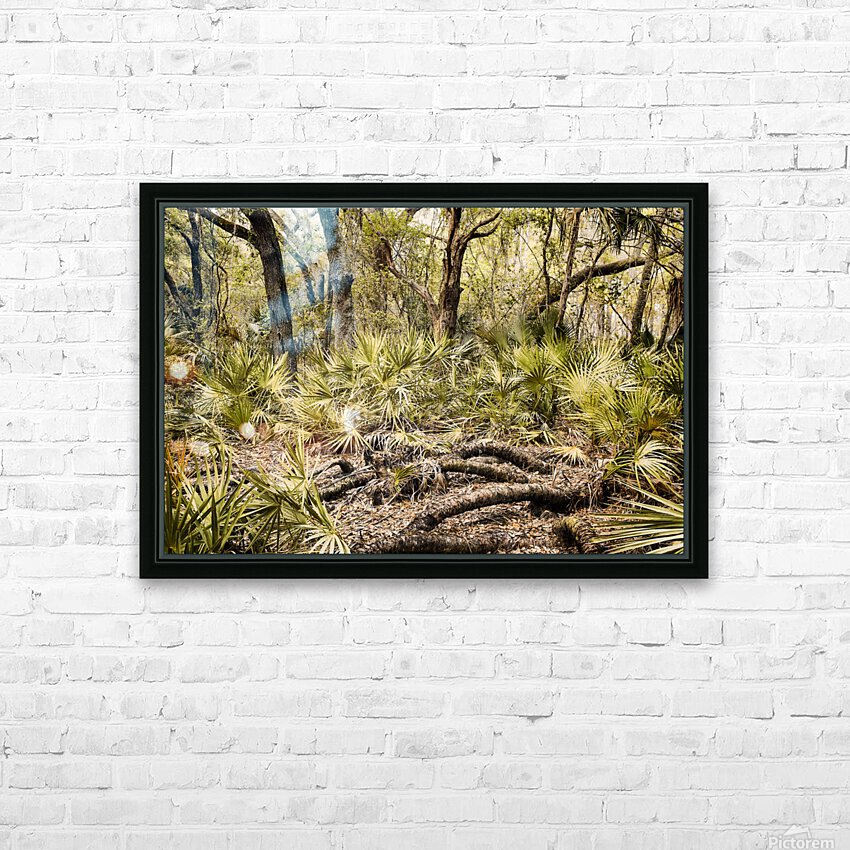 OCA 251 HD Sublimation Metal print with Decorating Float Frame (BOX)