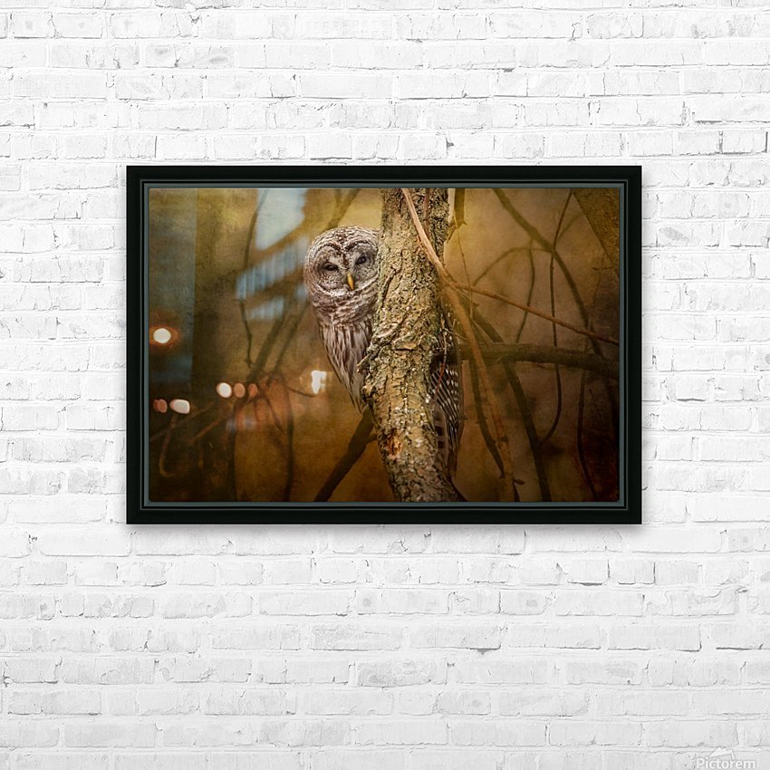 I See You HD Sublimation Metal print with Decorating Float Frame (BOX)