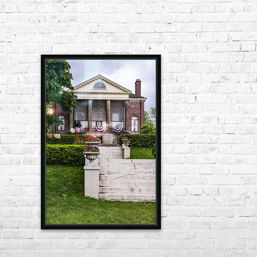 Celebrate HD Sublimation Metal print with Decorating Float Frame (BOX)