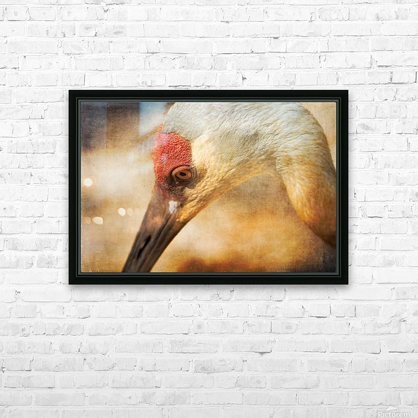 Solace HD Sublimation Metal print with Decorating Float Frame (BOX)