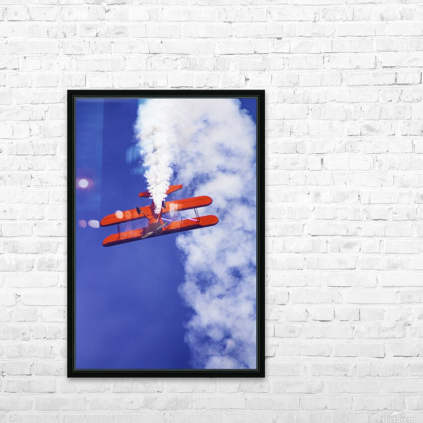 Daredevil in Red HD Sublimation Metal print with Decorating Float Frame (BOX)