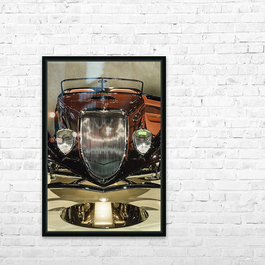 1932 Ford HD Sublimation Metal print with Decorating Float Frame (BOX)