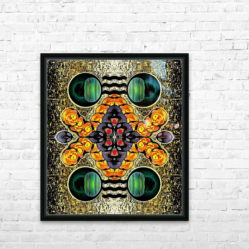 Hado Energy 1 HD Sublimation Metal print with Decorating Float Frame (BOX)