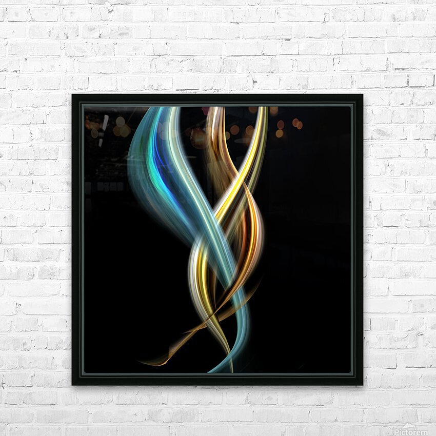 Unexpected Dance ltd edition of 5 NEW HD Sublimation Metal print with Decorating Float Frame (BOX)