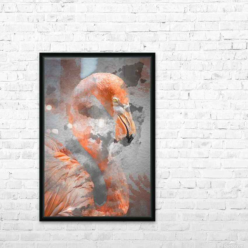 Flamant  HD Sublimation Metal print with Decorating Float Frame (BOX)