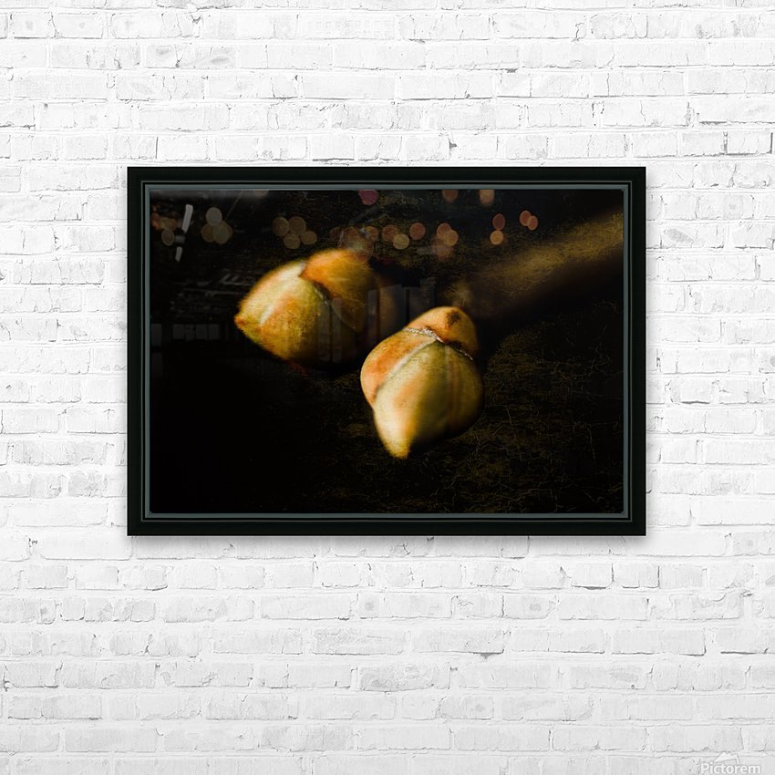 Buds HD Sublimation Metal print with Decorating Float Frame (BOX)