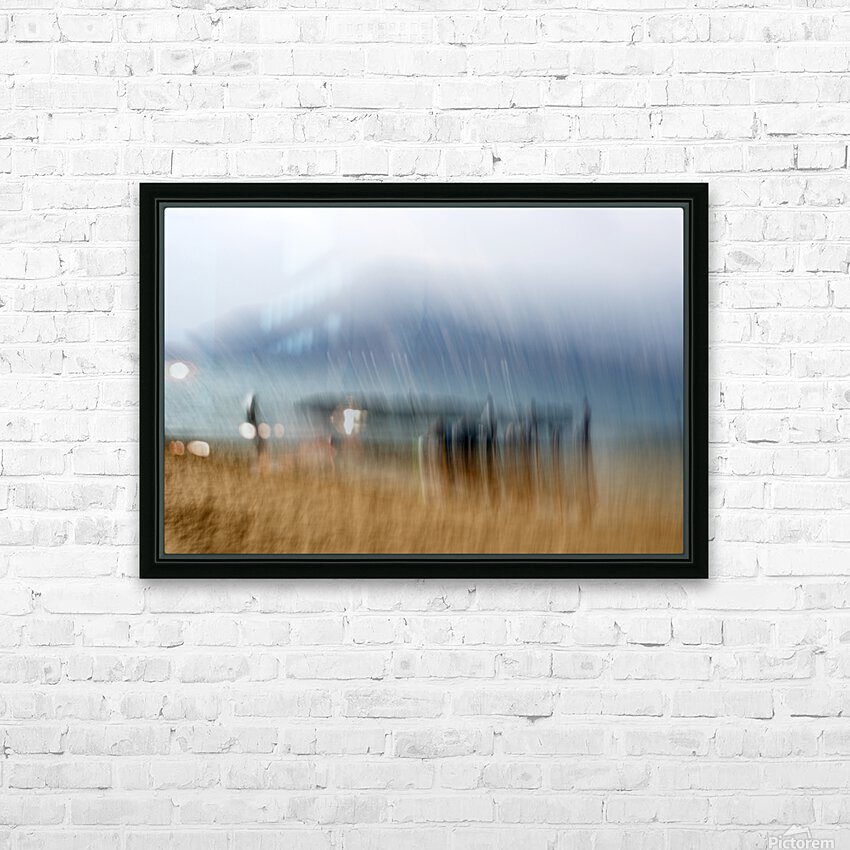 Rite of Passage Limited edition of  5-3 left HD Sublimation Metal print with Decorating Float Frame (BOX)