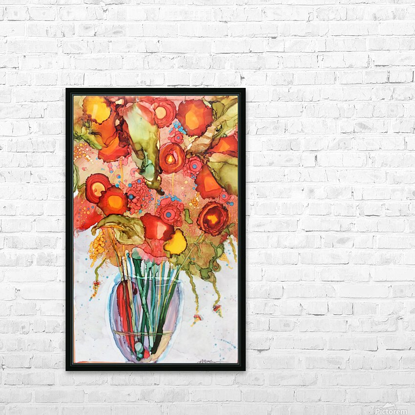 Joy Today HD Sublimation Metal print with Decorating Float Frame (BOX)