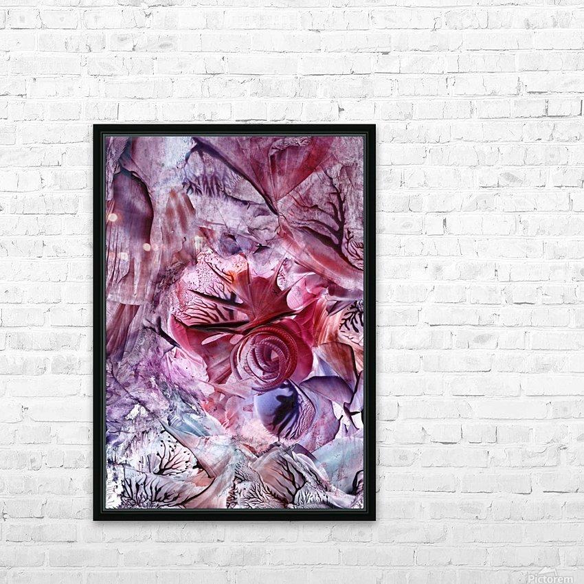 Eden afloat HD Sublimation Metal print with Decorating Float Frame (BOX)