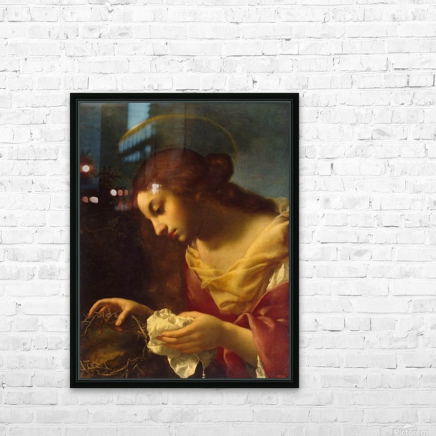 St Mary Magdalene HD Sublimation Metal print with Decorating Float Frame (BOX)