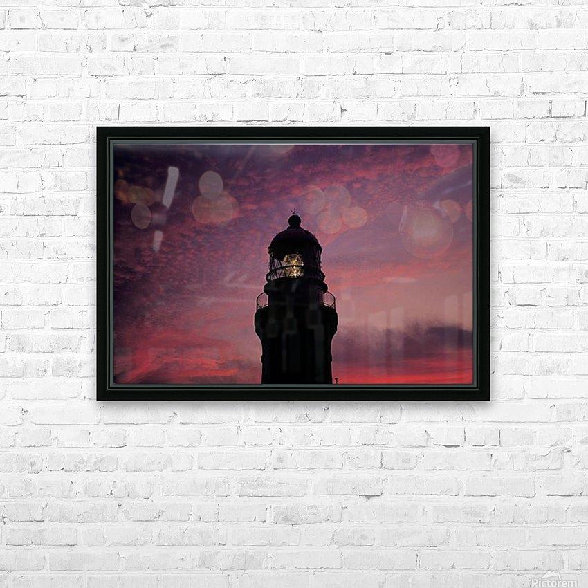 landscape_2_0026 HD Sublimation Metal print with Decorating Float Frame (BOX)