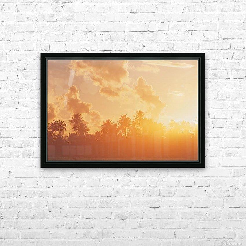 landscape_2_0097 HD Sublimation Metal print with Decorating Float Frame (BOX)
