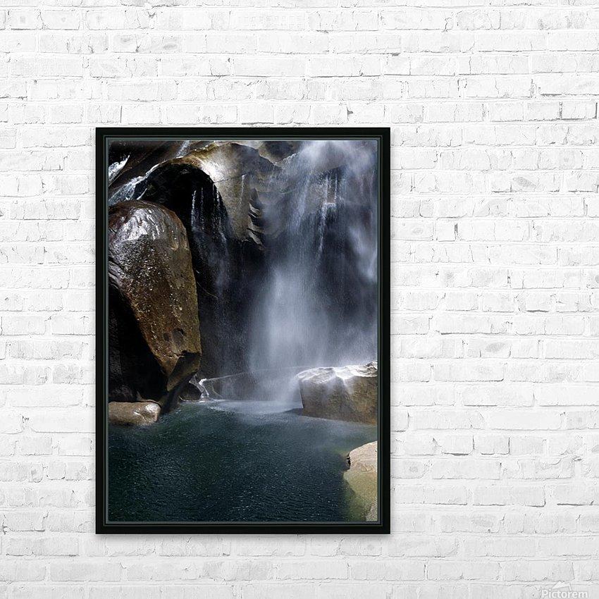 landscape_2_0205 HD Sublimation Metal print with Decorating Float Frame (BOX)