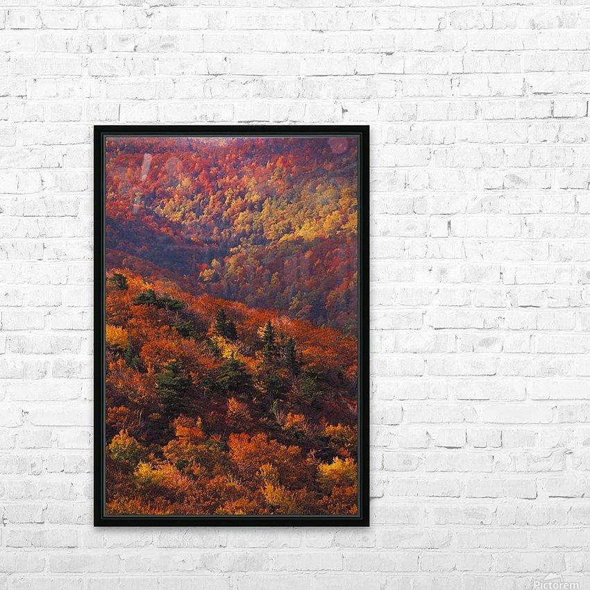 landscape_2_0441 HD Sublimation Metal print with Decorating Float Frame (BOX)