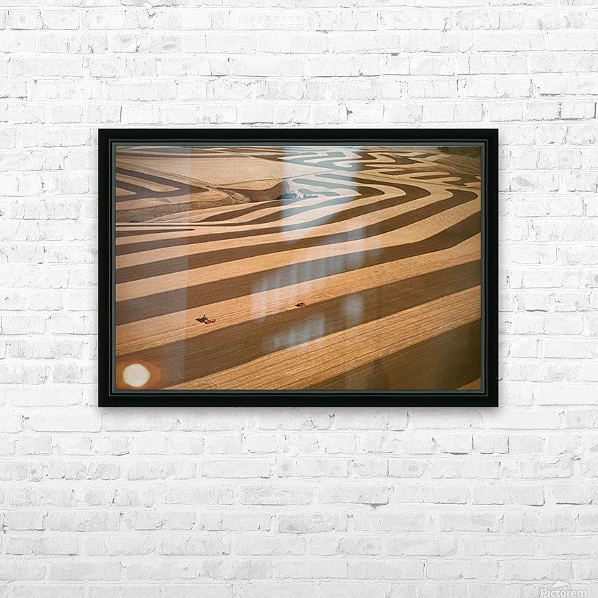 landscape_2_0594 HD Sublimation Metal print with Decorating Float Frame (BOX)