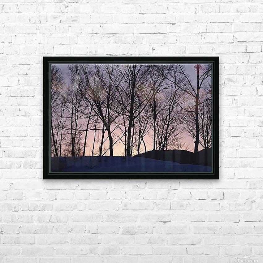 landscape_2_1031 HD Sublimation Metal print with Decorating Float Frame (BOX)