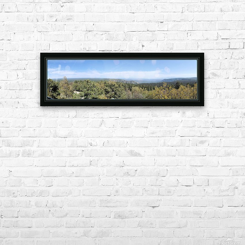 From the Forest HD Sublimation Metal print with Decorating Float Frame (BOX)