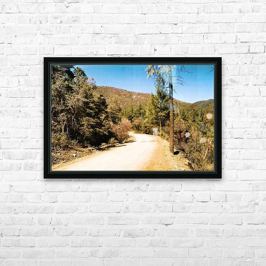 Almost Heaven Arizona HD sublimation métal imprimé avec décoration flotteur cadre (boîte)