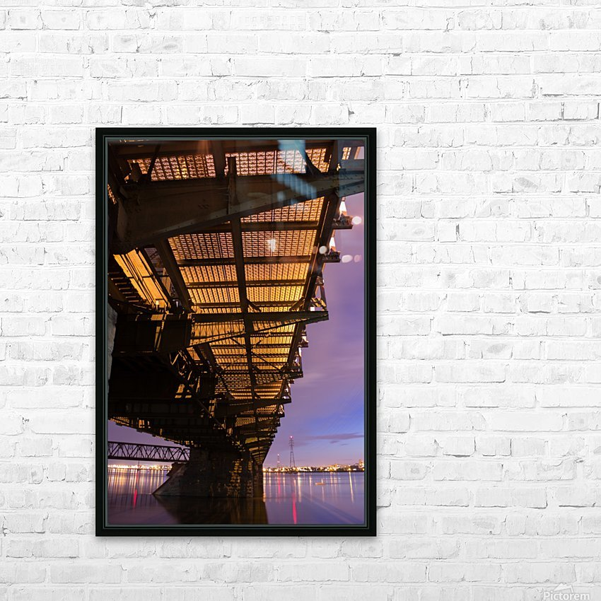 IMG_2276 HD Sublimation Metal print with Decorating Float Frame (BOX)