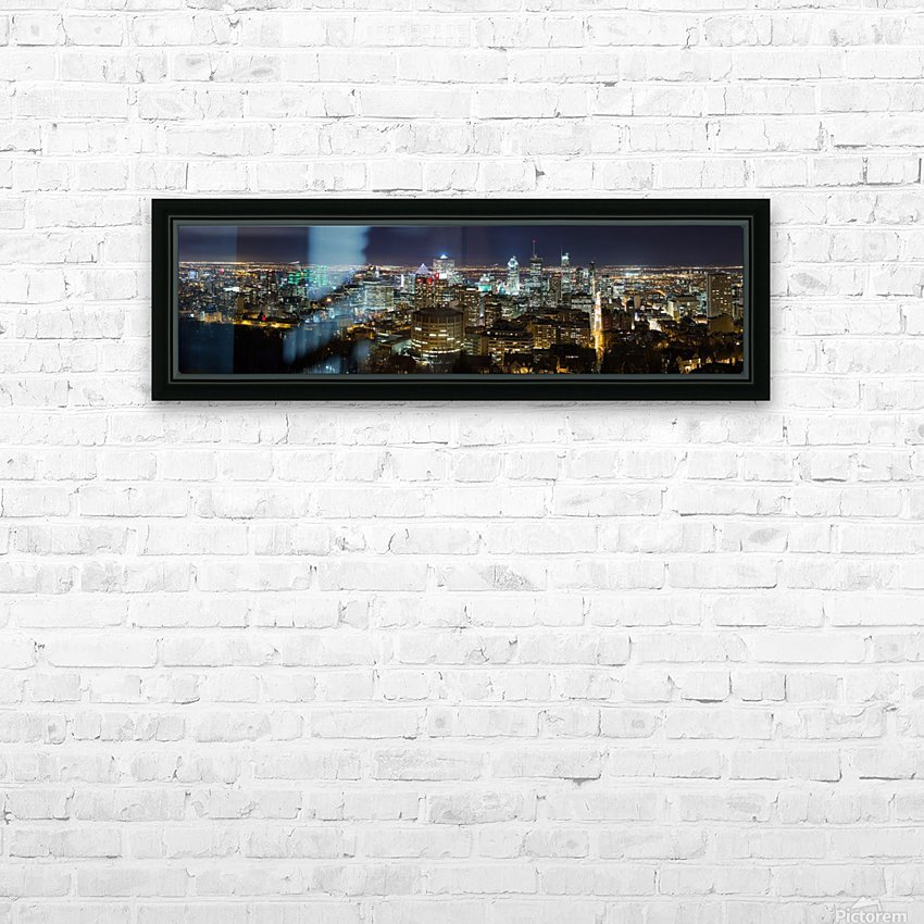 Shines Like a Diamond HD Sublimation Metal print with Decorating Float Frame (BOX)