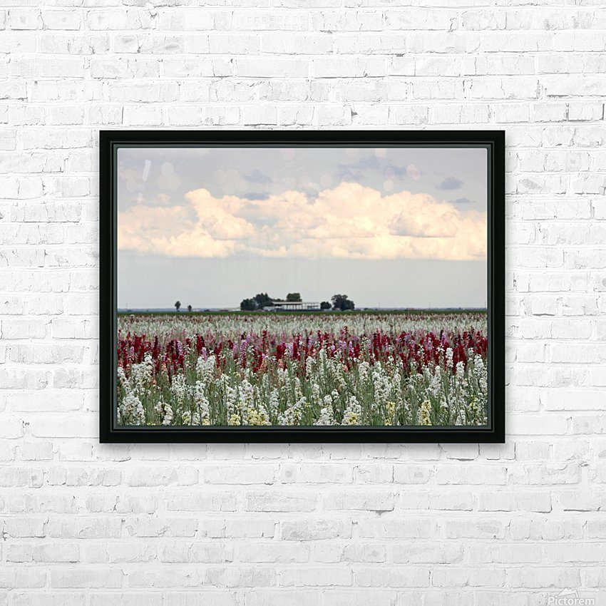 A Perfect Day HD Sublimation Metal print with Decorating Float Frame (BOX)