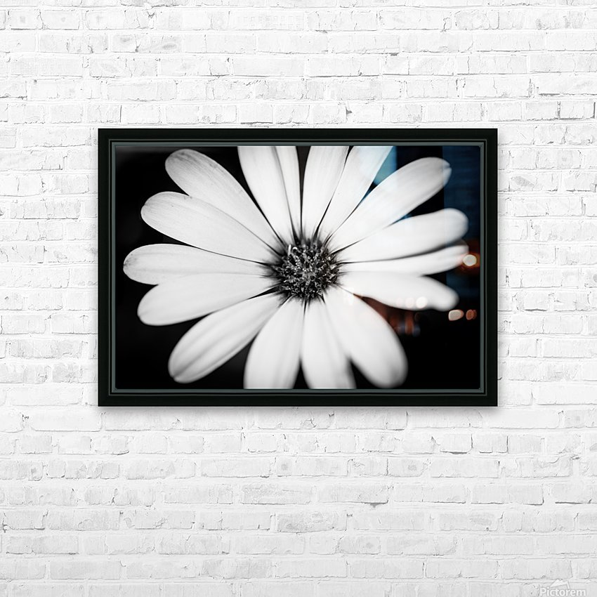 Beautiful summer background HD Sublimation Metal print with Decorating Float Frame (BOX)