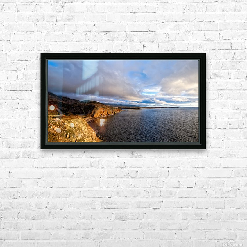 Memories HD Sublimation Metal print with Decorating Float Frame (BOX)