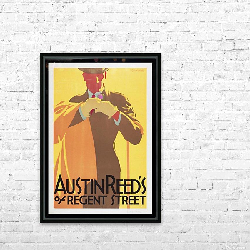 Austin Reed Vintage Poster Vintage Poster