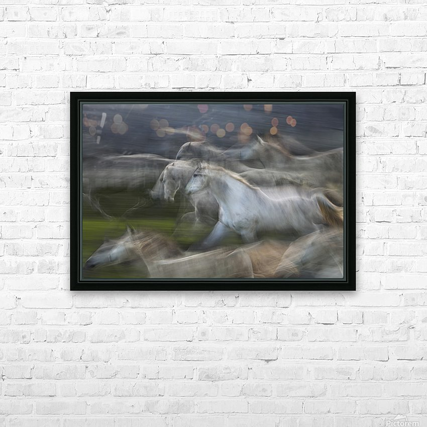 Stampedo HD Sublimation Metal print with Decorating Float Frame (BOX)