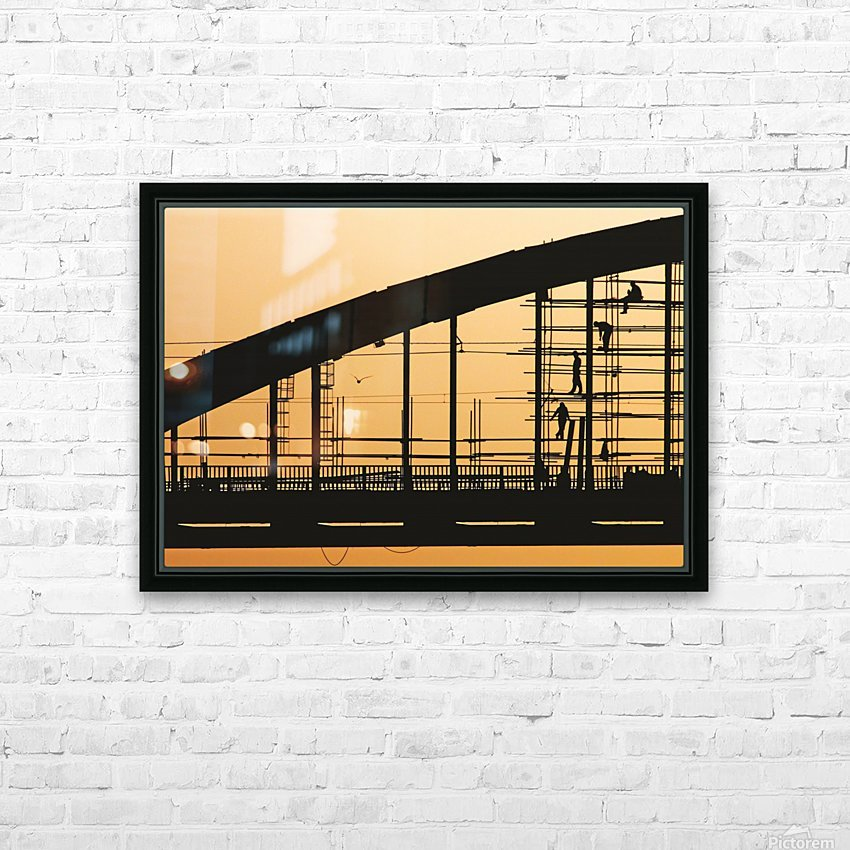 Remont HD Sublimation Metal print with Decorating Float Frame (BOX)