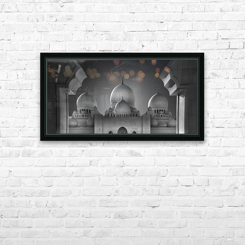 Access to heavens 2 HD Sublimation Metal print with Decorating Float Frame (BOX)