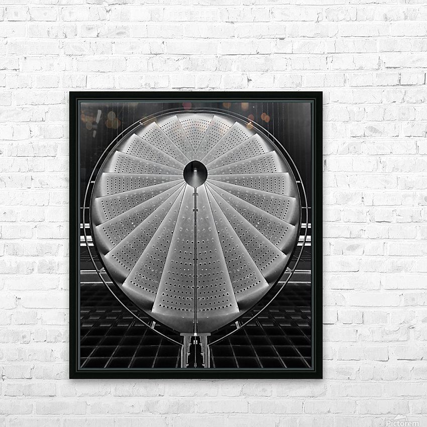 stepscircle HD Sublimation Metal print with Decorating Float Frame (BOX)