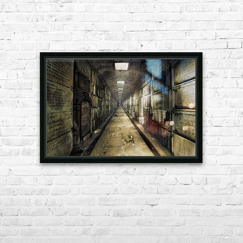 LaCrypt HD Sublimation Metal print with Decorating Float Frame (BOX)