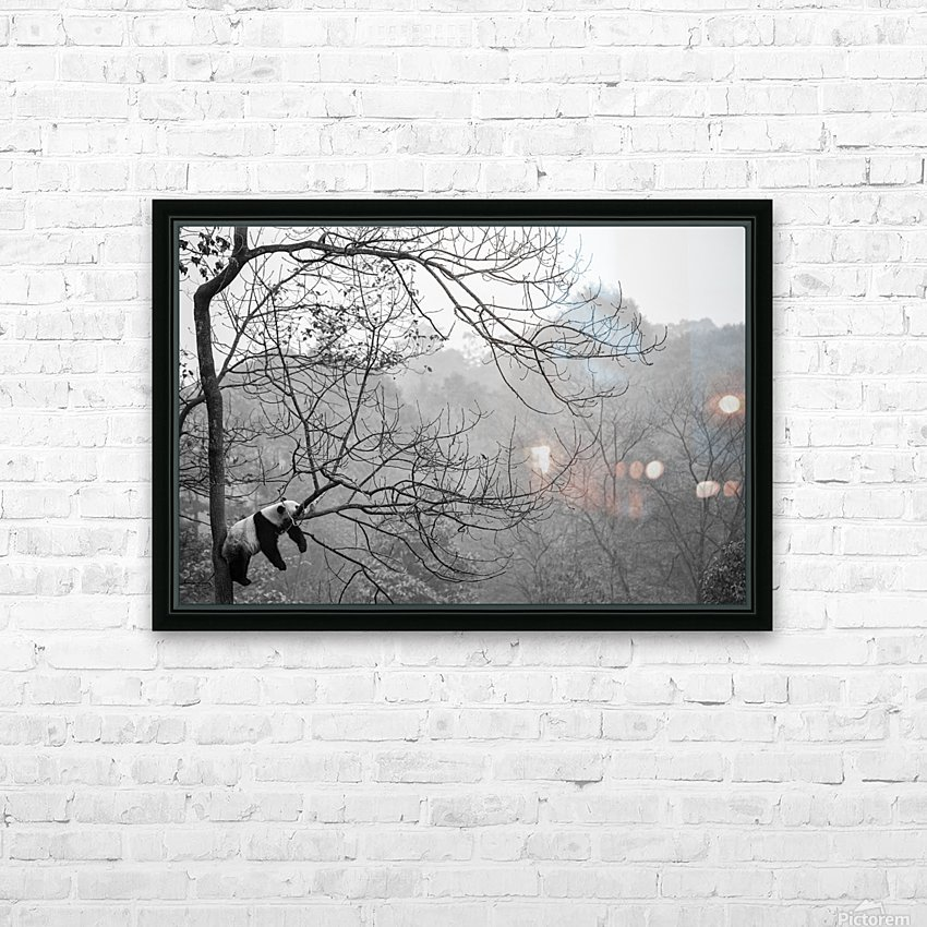 Relax HD Sublimation Metal print with Decorating Float Frame (BOX)