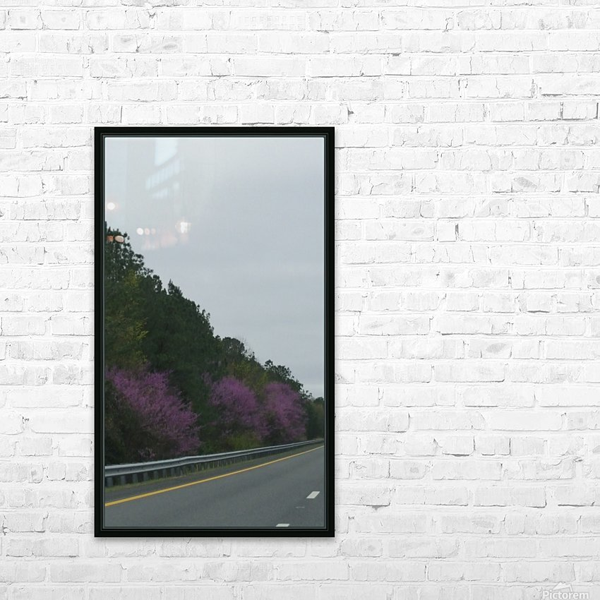 Nature is Marvelous HD Sublimation Metal print with Decorating Float Frame (BOX)